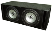 Lightning Audio S4.10.4x2 vented box