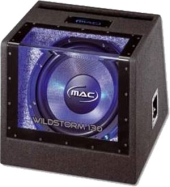 Mac Audio Wild Storm 130