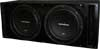 Rockford Fosgate P1S410x2 vented box