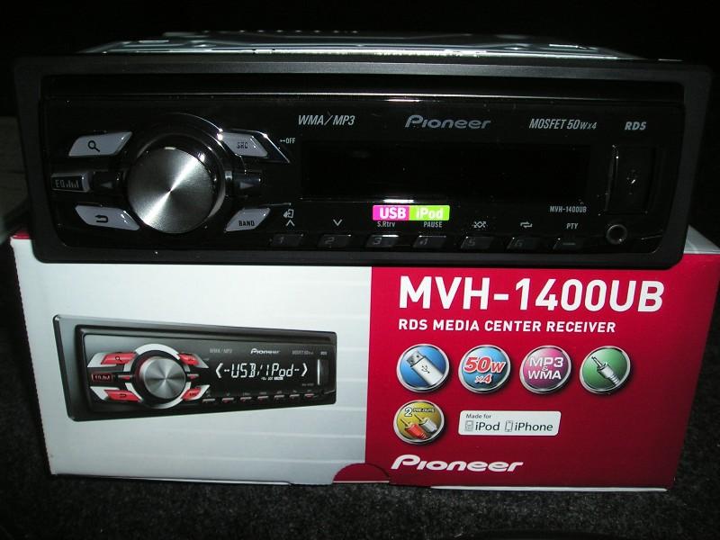 Prodajem Pioneer mvh-1400ub