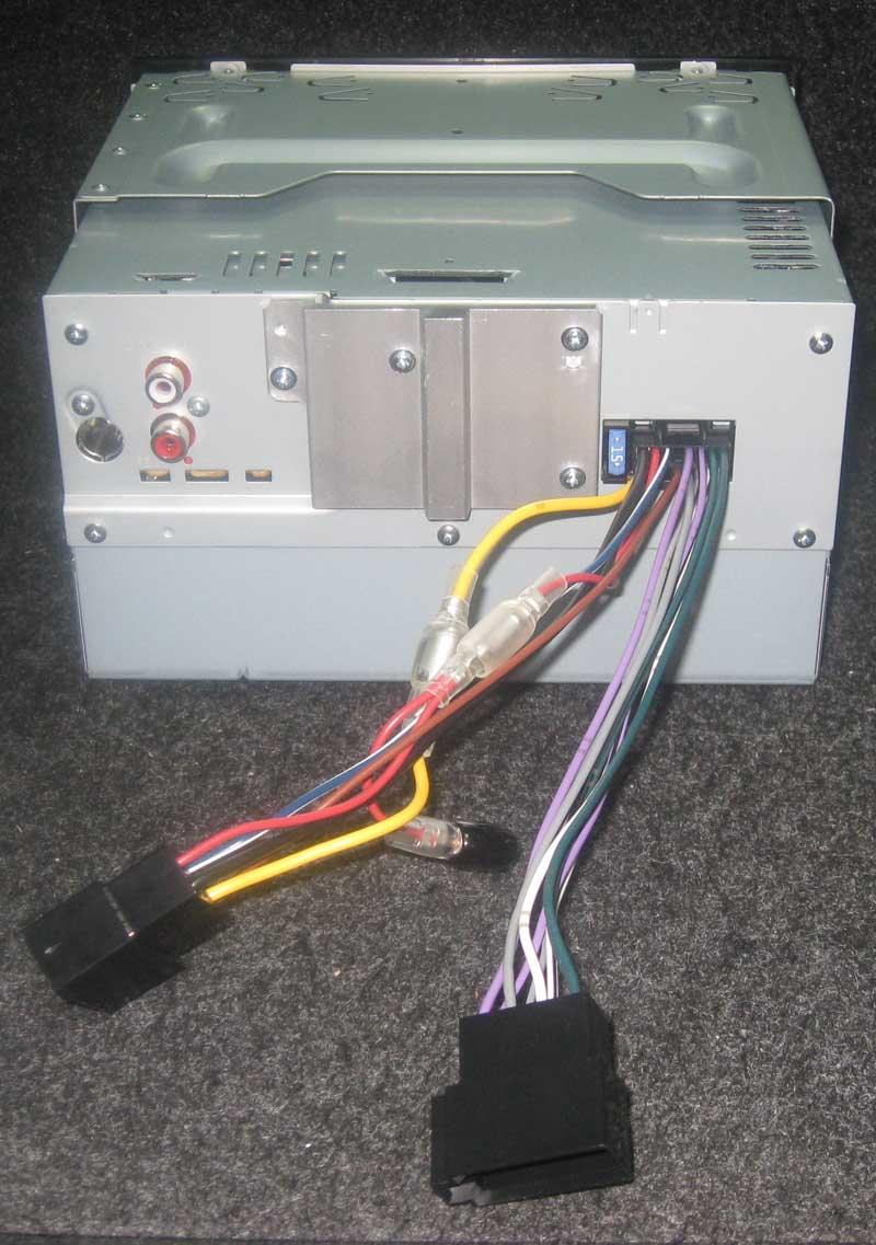 Электрические схемы автомобильного усилителя мощности kenwood 848.