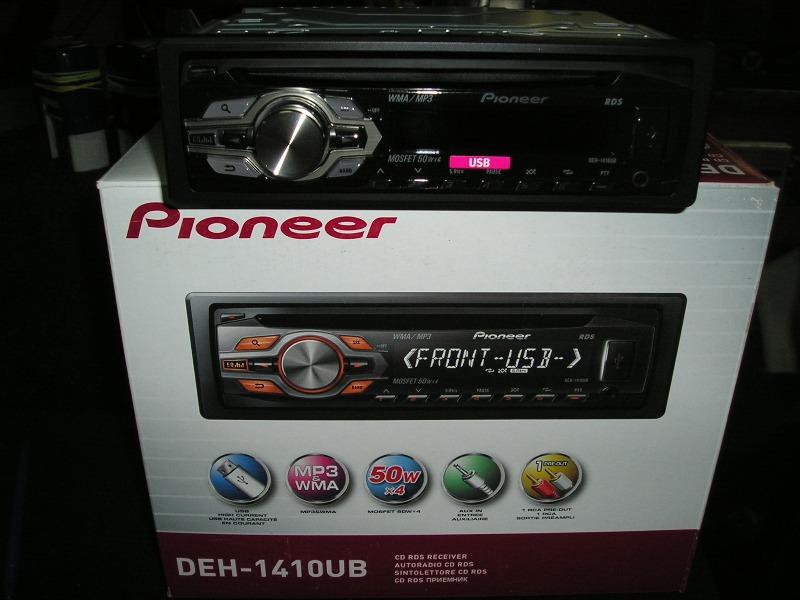 Инструкция Pioneer Deh-1410Ub