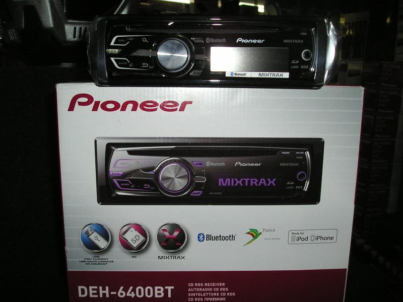 Pioneer deh-5350ub manual.