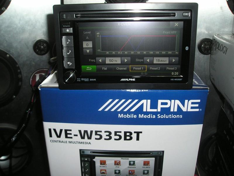Alpine ine-w970bt