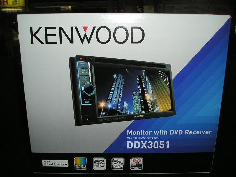 Kenwood ddx3051 инструкция