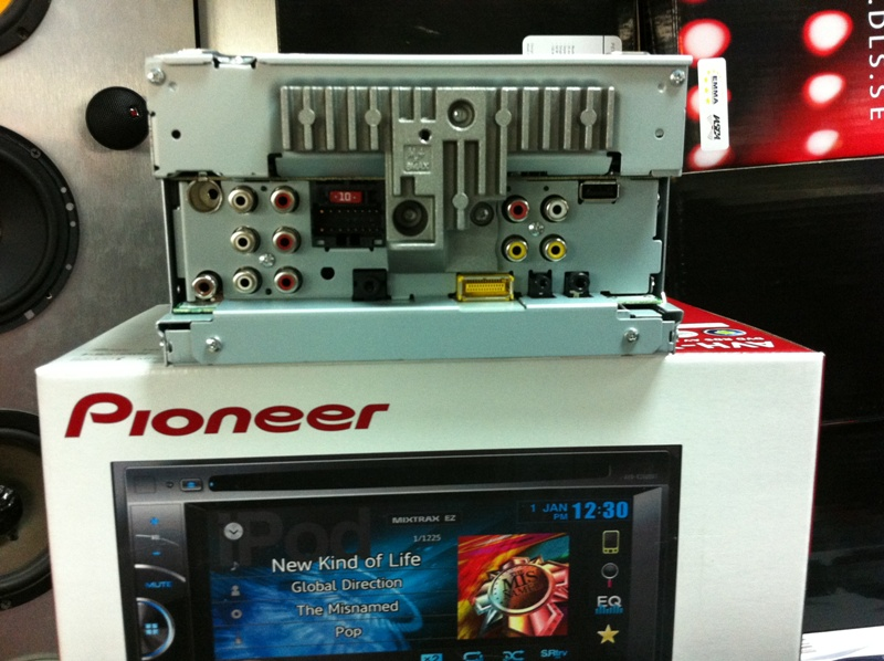 пионер Avh-160dvd инструкция - фото 9